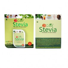 So Sweet Stevia Combo of 100 Stevia Tablets and Stevia 50 Sachets