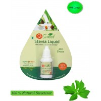 So Sweet Stevia Liquid-400 Drops