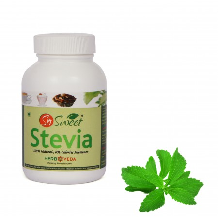 So Sweet 25gms Pure Stevia Extract Natural Sweeteners