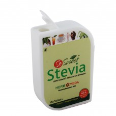 So Sweet 100 Stevia Tablets 100% Natural Sweetener - Sugarfree