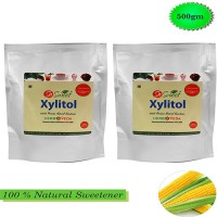 So Sweet XYLITOL100% Natural Sweetener (250g) (Pack of 2)