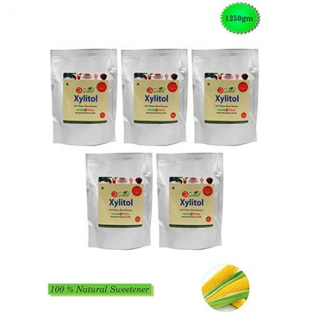 So Sweet XYLITOL (250g) (Pack of 5)