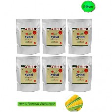 So Sweet XYLITOL (250g) (Pack of 6)
