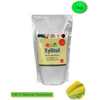 So Sweet 100% Natural Sweetener 1 Kg Xylitol for diabetes - Sugarfree
