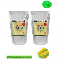 So Sweet 1 Kg Xylitol (Pack of 2)