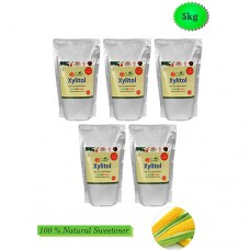So Sweet 1 Kg Xylitol (Pack of 5)